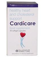 Millennium Cardicare Sgs Capsules