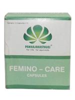Pankajakasthuri Femino Care Capsules