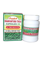 Dhanvanthari Taila Capsules DS