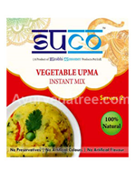 Suco Vegetable Upma