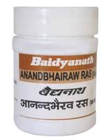 Baidyanath Anand Bhairav Ras (Kas)