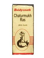Baidyanath Chaturmukha Ras (SYu)