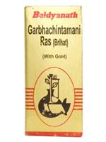 Baidyanath Garbha Chintamani Ras (Brihat)