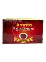 Amrita Rakta Chandan Soap