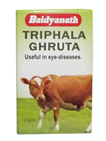 Baidyanath Triphala Ghrita