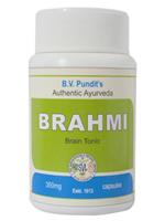 BV Pandit Brahmi Capsules