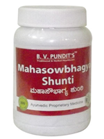 BV Pandit Mahasowbhagya Shunti